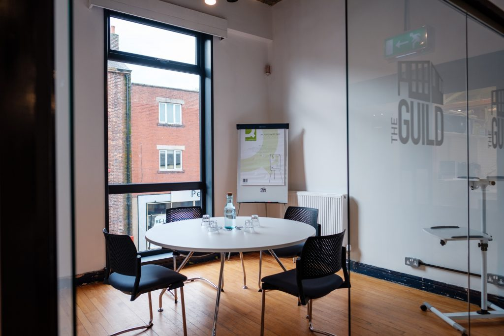 The Guild Carlisle Meeting Room Co Working Meeting Room