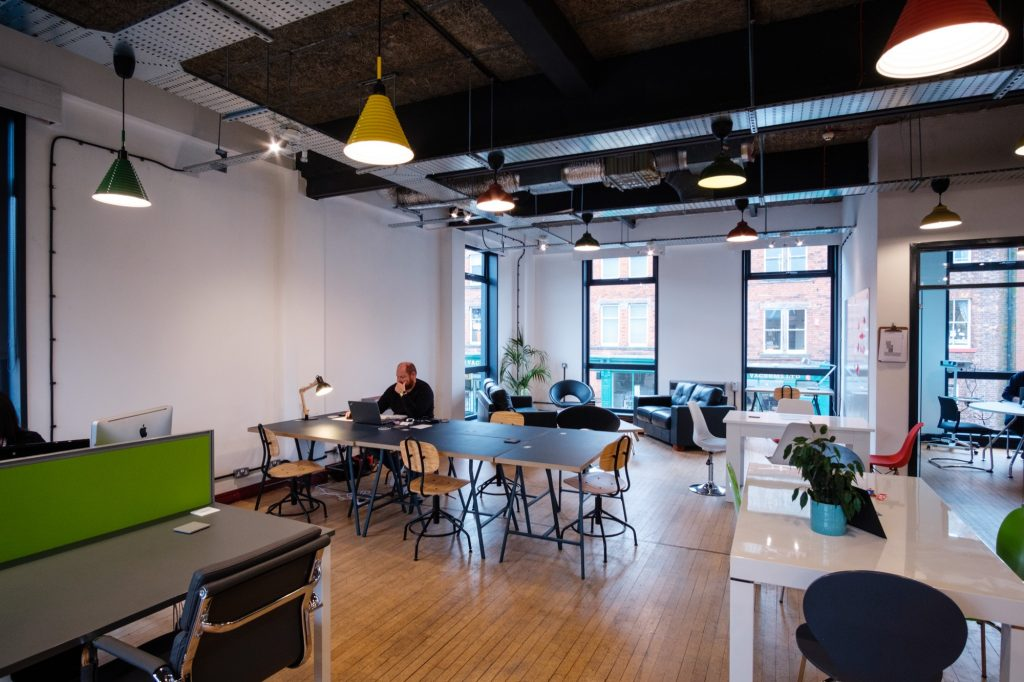 Event Space, Co-Working, Hot Desk Meeting Room