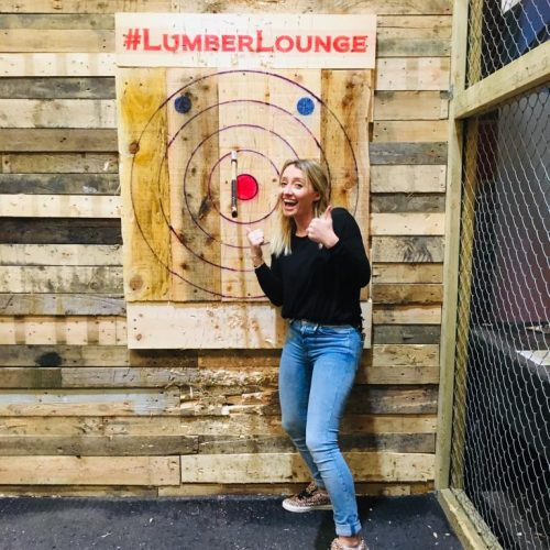 Business Community | Coworking Social Events Carlisle | Axe Throwing | The Guild