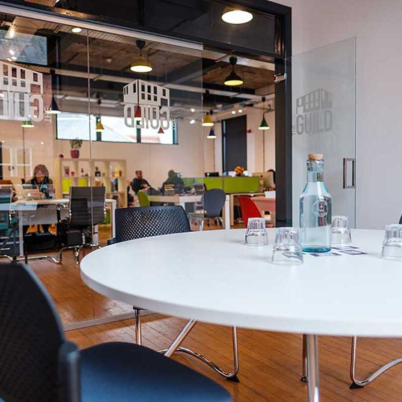 Meeting Room For Hire | Coworking Space Carlisle | The Guild