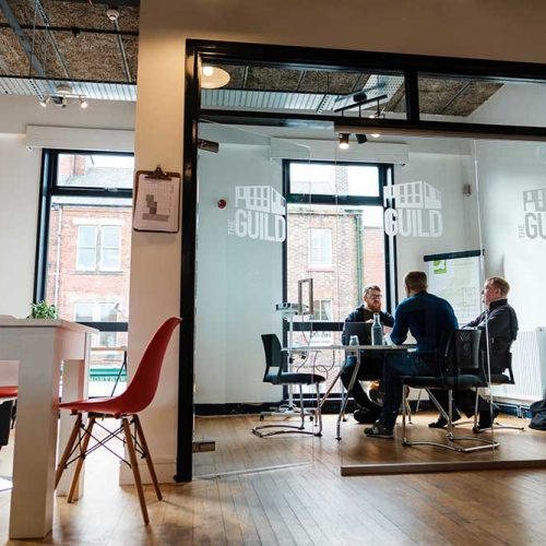 Meeting Space | Coworking Space Carlisle | The Guild