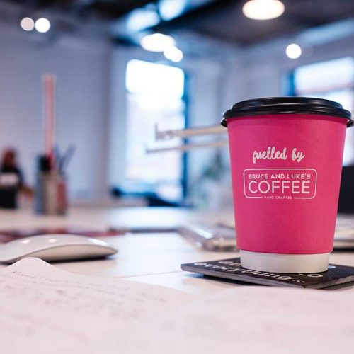 Shared Office Carlisle | Free Coffee | The Guild