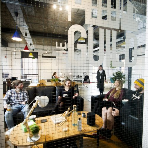 Flex Office Space | Coworking | The Guild Carlisle