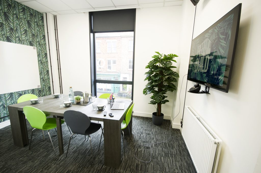 Meeting Room | Coworking Office Space | The Guild Carlisle